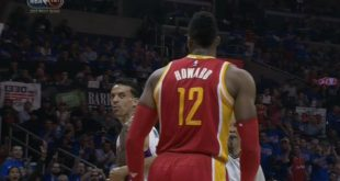 Dwight Howard Fined $15,000 by NBA