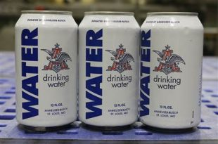 Anheuser-Busch Stops Beer Production to Provide Water for Texas Storm Victims