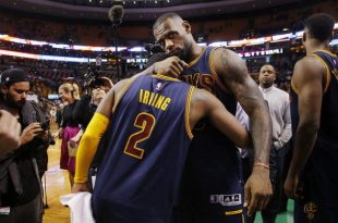 Kyrie Irving 'Lebron is not my Father'