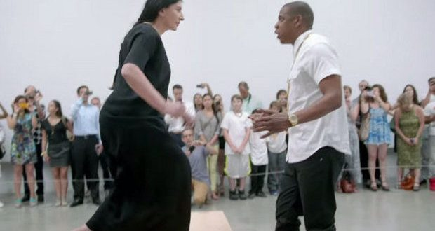 Apology to Jay Z From Performance Artist Marina Abramović