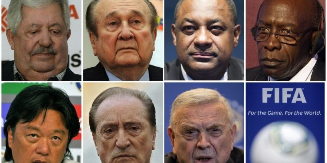 $150 Million FIFA Corruption Scandal