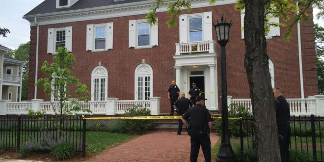 2 People Wounded in Apparent Stabbing at Tufts University Frat House