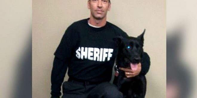 Deputy Saved by Police Dog After He's Ambushed By 3 Men