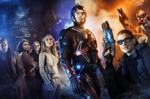 VIDEO New Show ''DC'S Legends of Tomorrow'' on CW