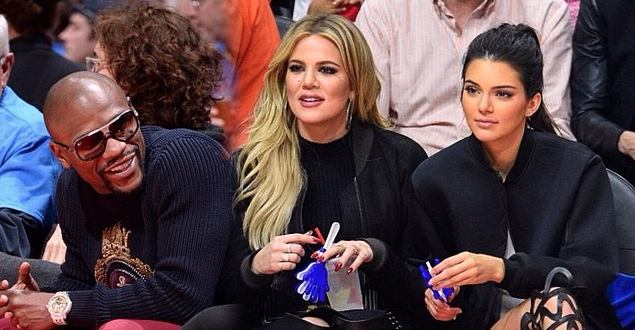 Khloe Kardashian's Crush On Floyd Mayweather 'Another Bad Boy'