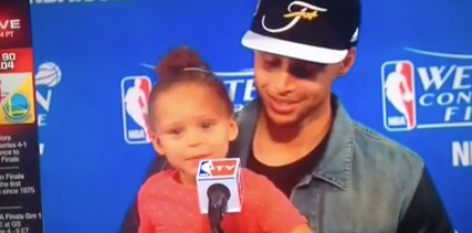 "If TV executives know what they are doing, they will find a way to get her a spot on ""Inside the NBA"" next season."