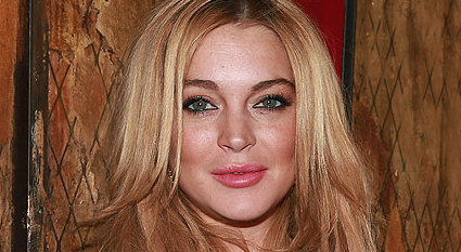 Lindsay Lohan completes Community Service from 2012