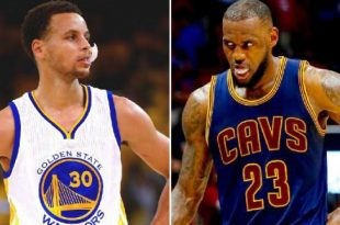 VIDEO Breakdown of LeBron James vs. Stephen Curry 2015 NBA Finals Matchup