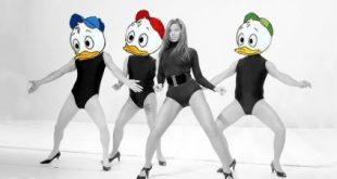 VIDEO Beyonce's Single Ladies synced with DuckTales