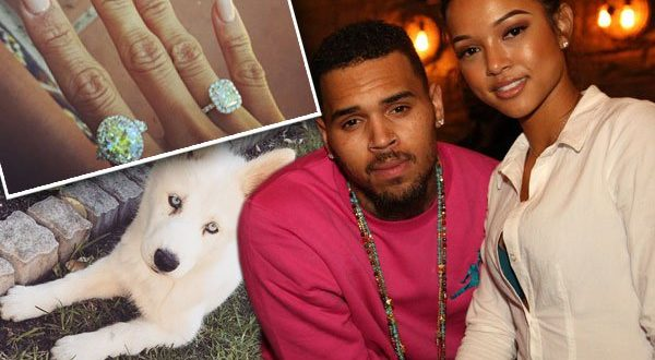 Karrueche wants Chris Brown Says 'No Baby Mama Drama'