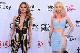 Chrissy Teigen Denies Rolling Her Eyes At Iggy Azalea