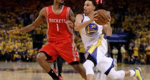 Steph Curry Fined For Flopping, disagrees with league's decision