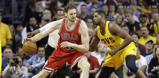 Can Pau Gasol's Return Keep Bulls Vs. Cavs Series Alive?