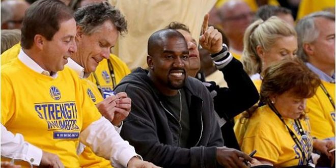 Kanye West booed by Golden State Warriors crowd at Oracle Arena
