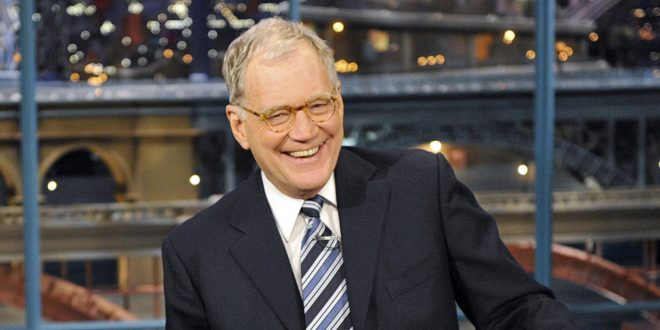 VIDEO David Letterman's Final Goodbye