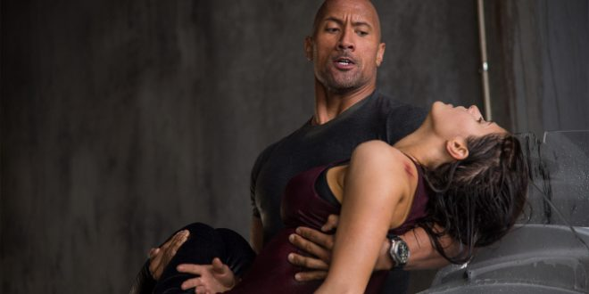 Dwayne Johnson 'San Andreas' $40 Million Debut?