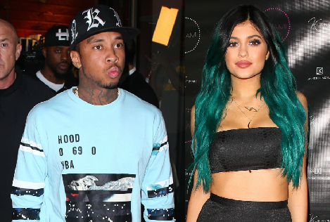 Tyga to Blame for Kylie Jenner's ''High as F-K Weed Video''