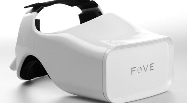 Fove VR Headset Locks Onto Your Gaze