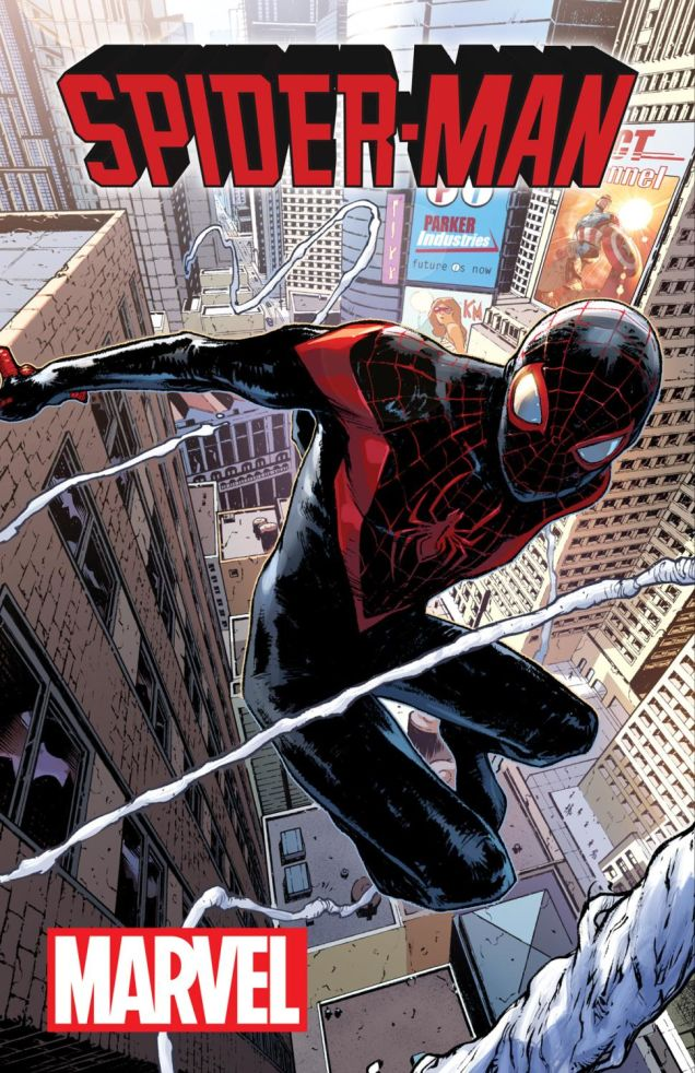 Marvel Comics Brings Back Spider Man Miles Morales This Fall!
