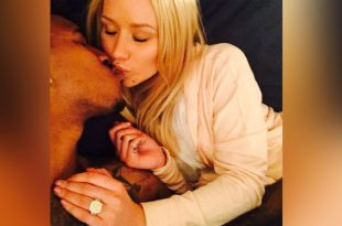 Iggy Azalea Engaged to L.A. Lakers Star Nick Young