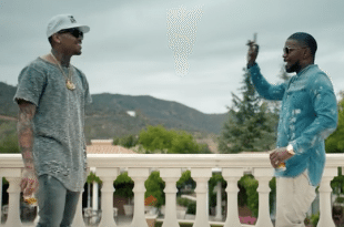 Music Video: Jamie Foxx - You Changed Me ft. Chris Brown