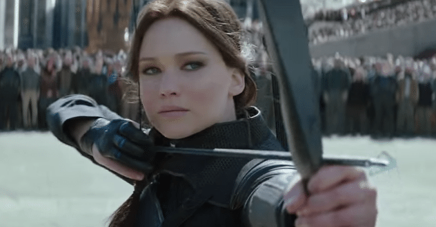 First Look: 'Hunger Games: Mockingjay Part 2' Official Trailer