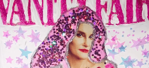 Miley Cyrus Transforms Caitlyn Jenner Photographs Into Art