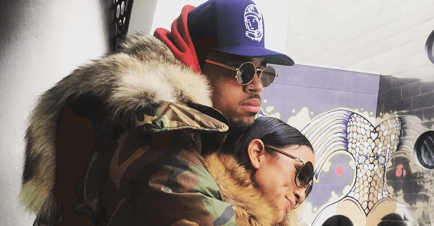 Chris Brown Responds To Karrueche: 'I Fought For The Woman I Love'
