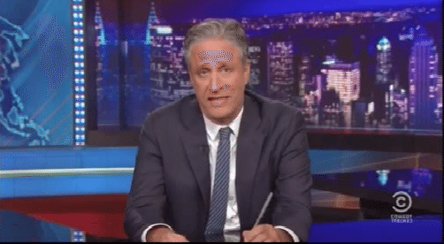 Jon Stewart Talks Charleston: 'Shooter was a Racist'