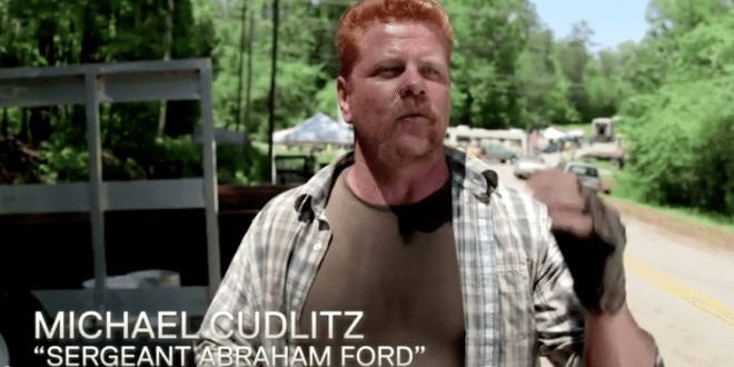 Cudlitz Takes Fans on Set for Season 6