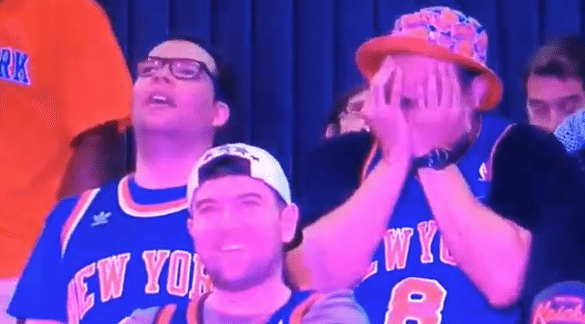 New York selects Kristaps Porzingis Gets Booed by Knicks Fans