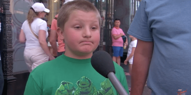 Jimmy Kimmel Asks Kids to Explain Same-Sex Marriage