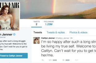 Caitlyn Jenner gets 1 million Twitter followers, Sets Guinness World Record