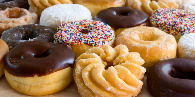 Places to get free donuts on National Donut Day