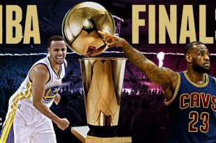 VIDEO: The 2015 NBA Finals Hype Tape Warriors vs Cavs