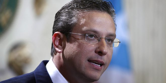 Governor Alejandro Garcia Padilla says Puerto Rico's Debt 'Is Not Payable'