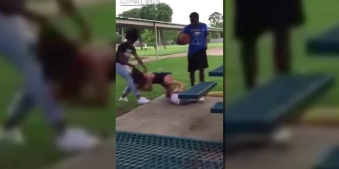 Rowlett Teen Arrested after Videotaped School Fight with Teen Holding Toddler