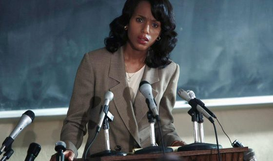 First Look: Kerry Washington As Anita Hill For HBO's Upcoming 'Confirmation'