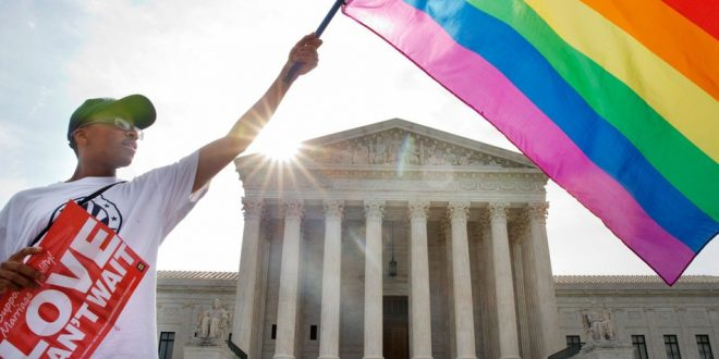 Same-sex marriage is now legal in all 50 states
