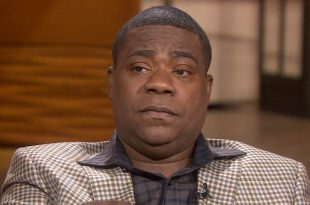 Tracy Morgan First Interview since Car Crash
