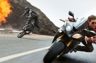 Mission Impossible — Rogue Nation trailer.