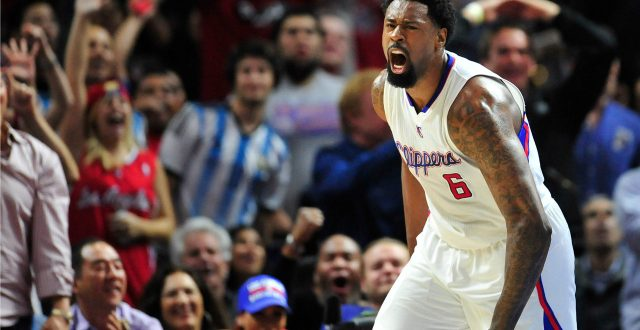 DeAndre Jordan agrees to four-year deal $80 million with the Dallas Mavericks