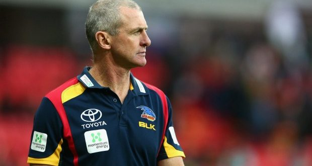 Adelaide Crows AFL Coach Killed at Home, Son Arrested