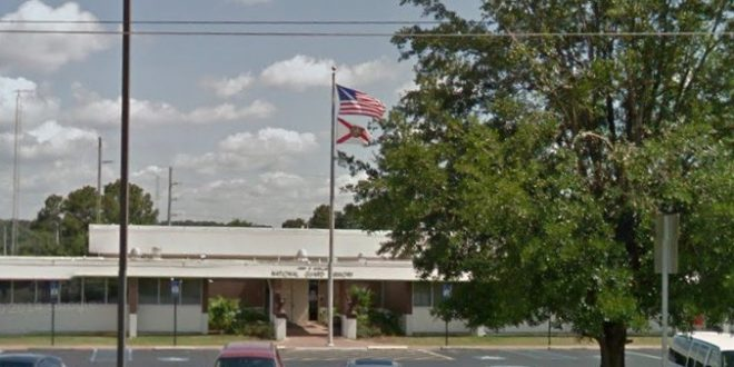 Bomb Threat Cleared at National Guard Armory in Tallahassee