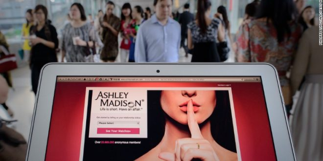 Hackers Threaten to Release Names from Ashley Madison Dating Website