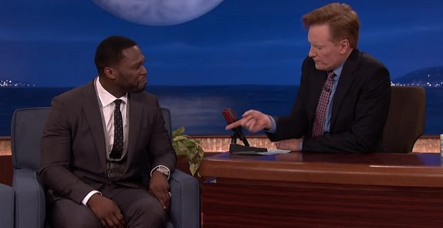 VIDEO 50 Cent Explains His Bankruptcy to Conan: 'I Needed Protection'
