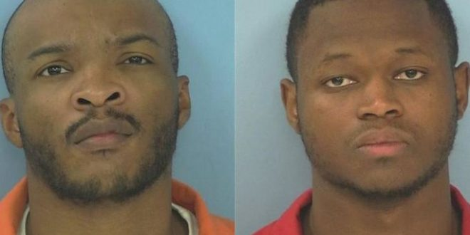 Two Suspects Arrested in Fayetteville Applebee's Murder