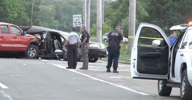4 WOMEN DEAD IN CUTCHOGUE, NEW YORK LIMO CRASH; MAN CHARGED WITH DWI