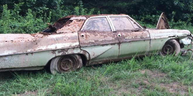 VIDEO Remains Found in Car Pulled from NC Lake, Man Missing for 43 Years