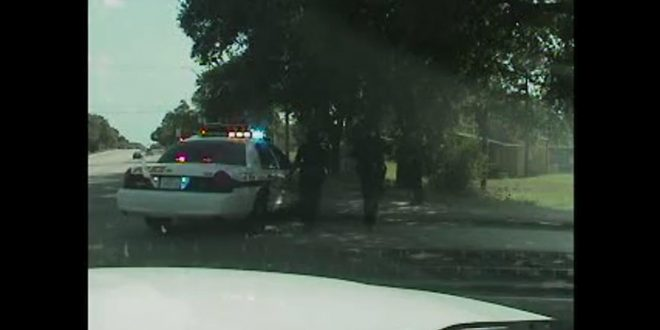 NEW DASH CAM VIDEO SHOWS DIFFERENT ANGLE OF #SANDRABLAND STOP
